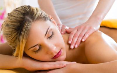 Aromaöl Massage Gießen
